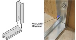 shower door trim replacement shower door track miscuts
