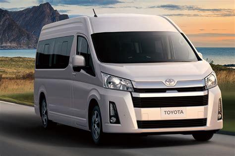Toyota Hiace 2020 Japan by Toyota Hiace 2020 Lebih Nyaman Dan Cakap Otoniaga