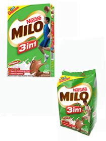Dancow Ideal Milo 3 In 1