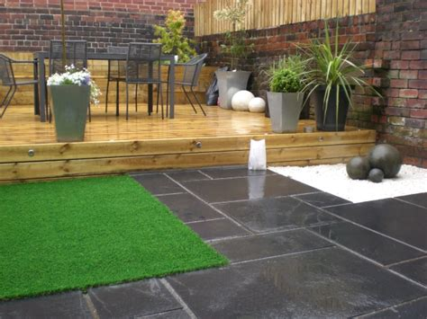 Paving Ideas For Backyards Sheffield Landscaper Gallery Patios Decking Ponds Fencing