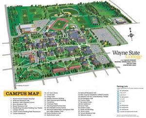 Wayne State University Campus Map by Wayne State University Maplets