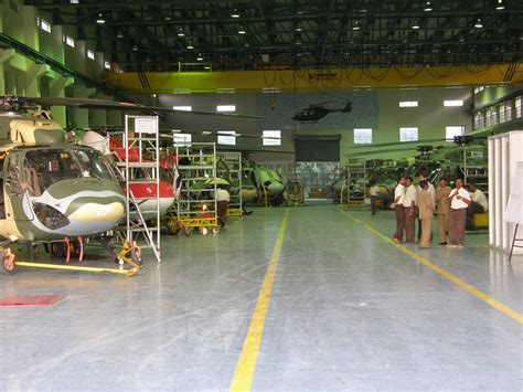 limited production in industry hindustan aeronautics limited