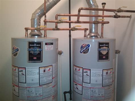 Electric Water Heater Installation Water Heaters Reliance Mechanical
