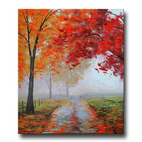 best 25 fall tree painting ideas on fall crafts for autumn crafts for