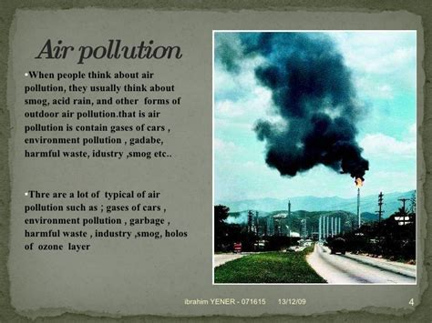 geed 162 my powerpoint presentation about air pollution