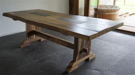 diy reclaimed wood table your diy reclaimed wood table by nicolas