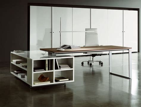 Modern Office Desk Ls by Image Gallery Modern Office Desk