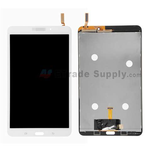 Samsung Galaxy Tab 4 White samsung galaxy tab 4 8 0 sm t330 lcd assembly white etrade supply