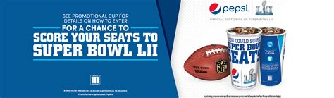 Pepsi Super Bowl Sweepstakes - marcus theatres find movie times and buy tickets online