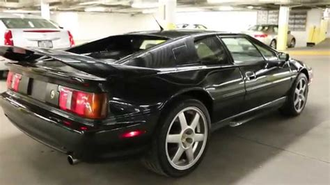 how cars work for dummies 1995 lotus esprit seat position control 1995 lotus esprit s4s for sale low miles one owner fully serviced youtube