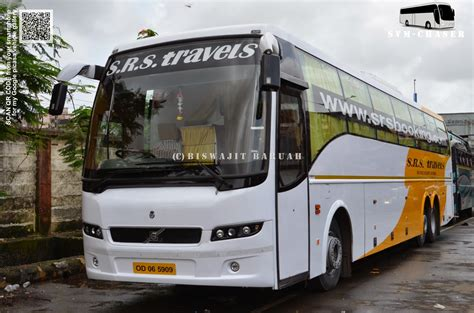 Volvo Sleeper Coach by Srs B9r Multiaxle Volvo Sleeper Biswajit Svm Chaser