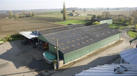 Construire Un Hangar Agricole by Possibilit 233 Pour Les Cuma De Construire Un Hangar En Zone