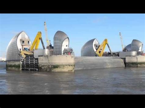 thames barrier improvements charting the thames a port of london authority film doovi