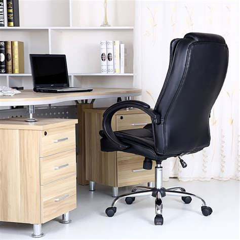 black executive office desk santana black high back executive office chair leather