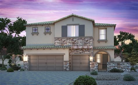 century communities opens new model in las