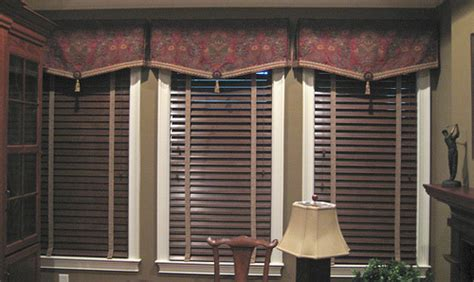 Valance With Blinds window valance ideas photo gallery
