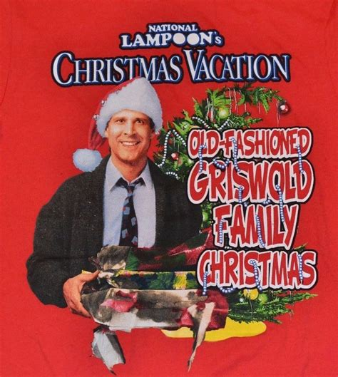 national loon s christmas vacation griswold family tee