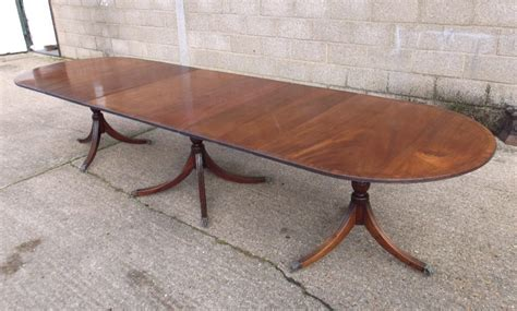 antique furniture warehouse large regency dining table