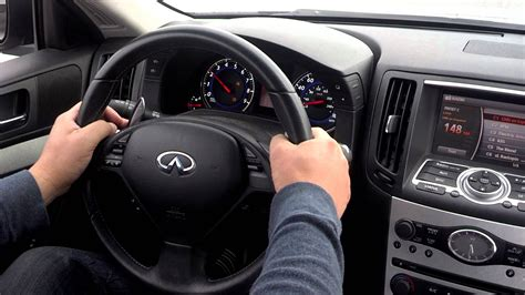 infiniti g37 paddle shifters infiniti g37 s driving with paddle shifters