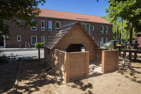 Veranda House by Veranda House Nature Play Houses Playground Equipment