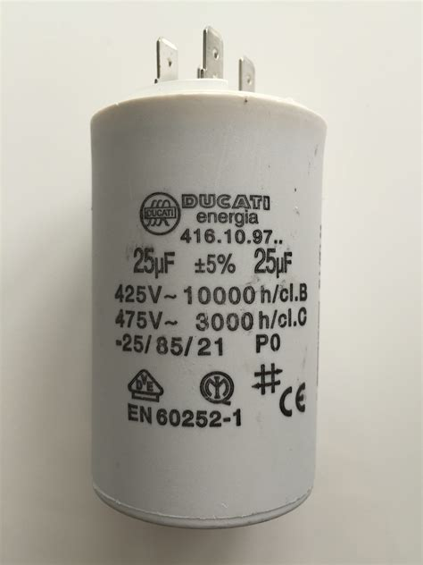 capacitor getting buy motor run capacitors 25uf buy now get next day delivery