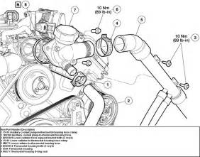 lincoln ls thermostat housing nissan an thermostat location get free image about