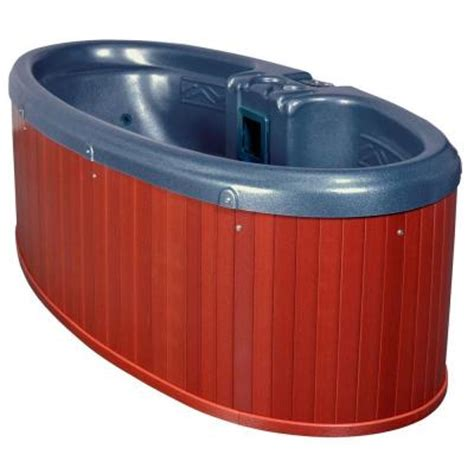 Mini Whirlpool Balkon by Ship And Play 2 Person 8 Jet Spa With 3