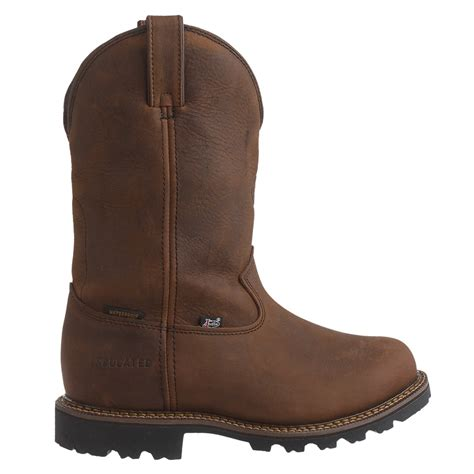 boots for justin boots 11 stag gaucho work boots for save 57