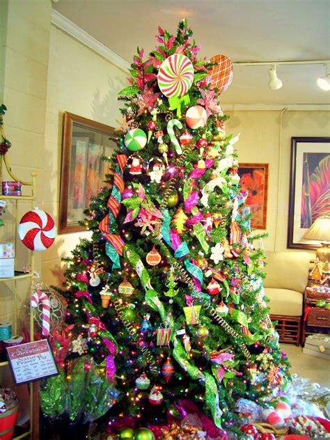 arbol de navidad de muyameno arboles de navidad decorados con dulces