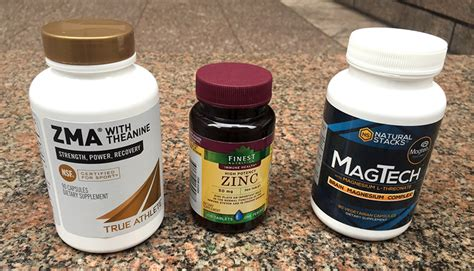 z 12 supplement reviews zma vs zinc vs magnesium which wins for sleep