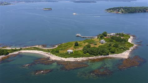 The Island Maine S Historic House Island
