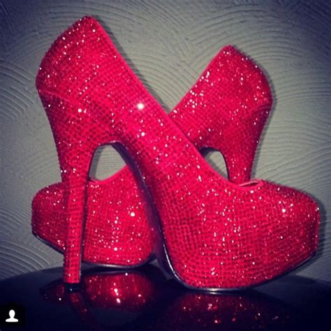 Talk About High Heel by Talk About Your Ruby Slippers Don T Tell Dorothy