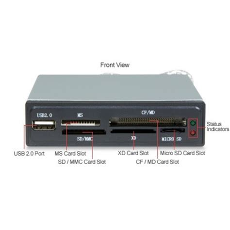 Card Reader All In One 5 Slot High Quality sabrent crw uinb 7 slot usb 2 0 memory card reader writer