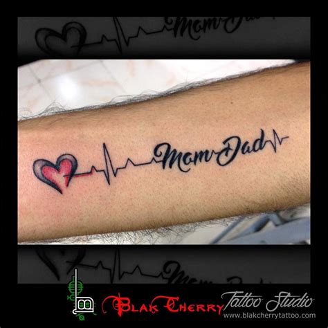 tattoos mom and dad designs tattoos and