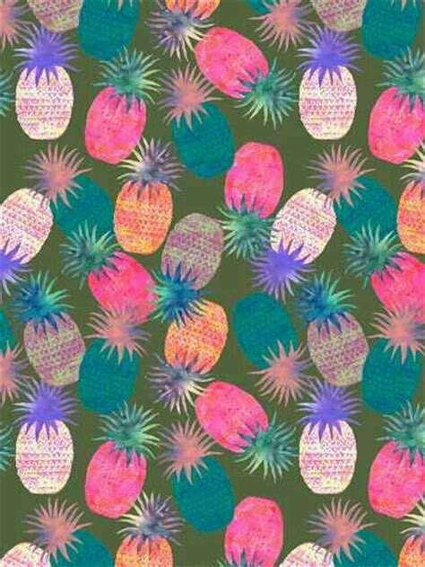 pineapple pattern hd pi 241 as fl 250 or fondos pinterest