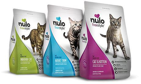 nulo food nulo freestyle chicken cod recipe grain free cat kitten food 5 lb bag chewy