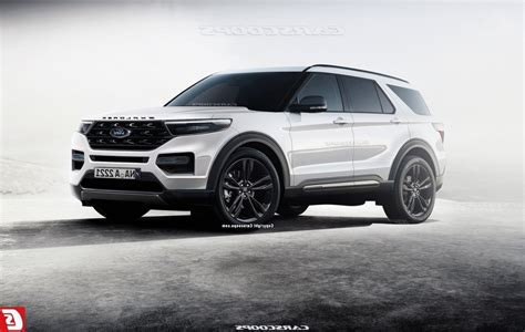 When Is The 2020 Ford Explorer Release Date by 2020 Ford Explorer Redesign Release Date Interior And