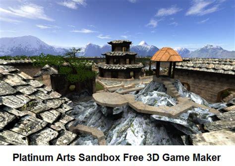water gun wars image platinum arts sandbox free 3d game daniel roberto s blog cara membuat game 3d sendiri