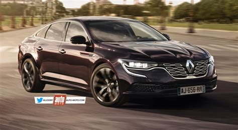 Renault Modelle 2020 by 2020 Renault Talisman Restyl 233 E