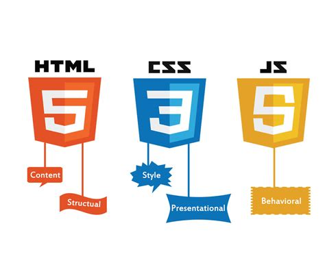 html layout with logo website design