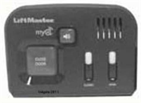 829lm liftmaster garage door monitor liftmaster garage door opener 8360 dc battery backup chain