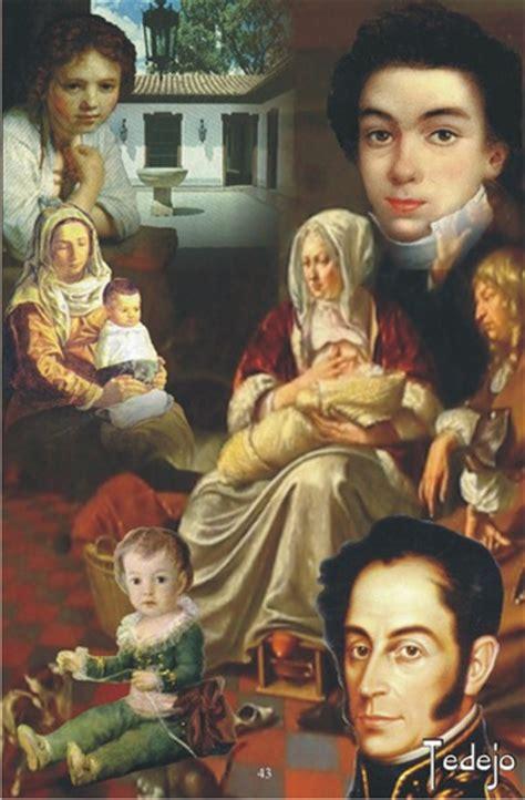 imagenes de la familia bolivar palacios sim 243 n bolivar nacimiento y ni 241 ez