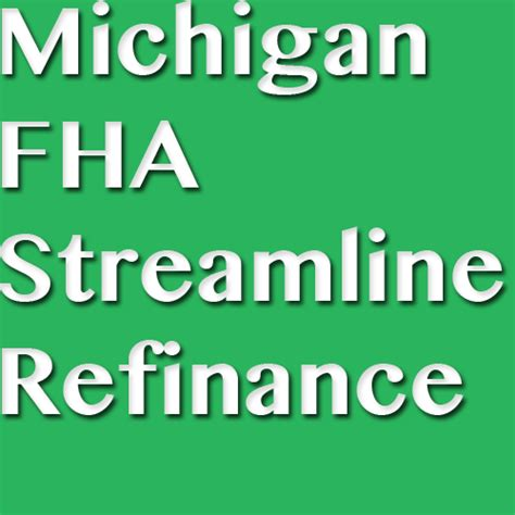 Mortgagee Letter Fha Streamline Refinance Fha Help For Homeowners Program Antbittorrent