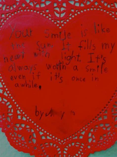 childrens valentines day poems valentines day poems by
