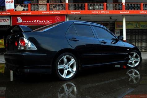 2002 Toyota Lexus Is200 Altezza 2004 Reg Clickbd