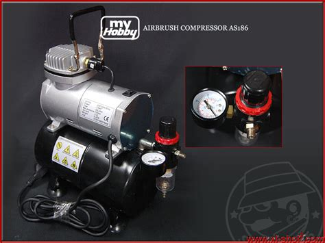 my hobby airbrush compressor as186
