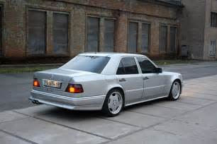 mercedes e500 amg w124 flickr photo