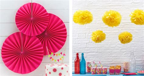 summer decorations summer fruits pieces inspiration