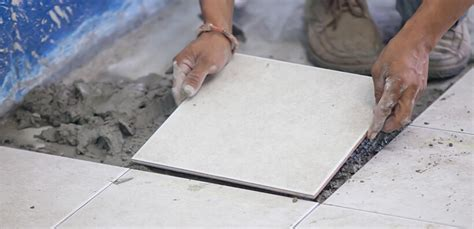 fix bathroom floor tile how to repair broken floor