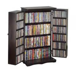 dvd storage leslie dame cd dvd storage cabinet
